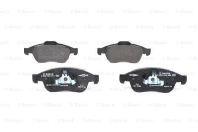 Plaquettes de frein - avant (voitures avec ESP) DACIA LODGY (BOSCH 0986494441)