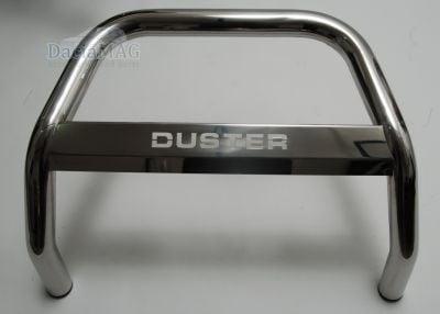 Duster (2010-2017) - Pare-buffles avant avec Logo (Dacia Original)