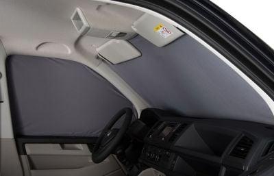 Renault Captur - Camper Curtains with magnets - set of 3