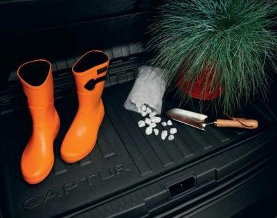 Renault Captur - Bandeja de protección del maletero (Renault Original)