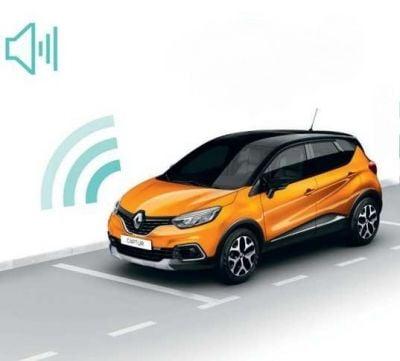 Renault Captur - Sensores de aparcamiento delantero (Renault Original)