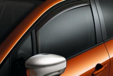 Renault Captur - Deflectores delanteras del viento (Renault Original)