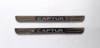 Renault Captur - Umbrales de puerta iluminados - delantero
