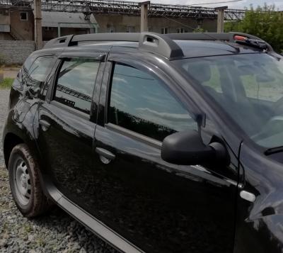 Dacia Duster (2011-) - Deflecteur d'air ensemble avant et arrière