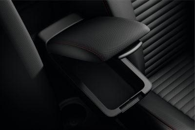 Renault Clio IV - Accoudoir Carbone (Renault Original)