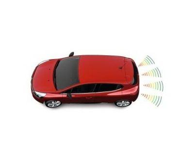 Renault Clio IV - Sensores de aparcamiento trasero (Renault Original)