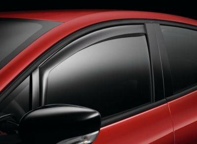 Renault Clio IV - Deflectores delanteras del viento (Renault Original)