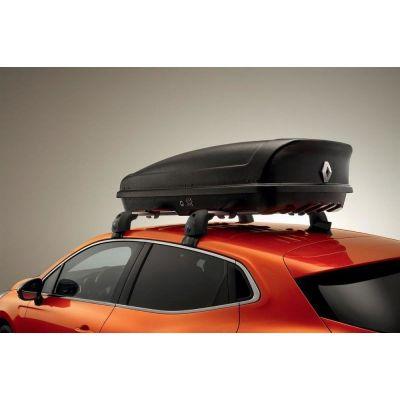 Renault - Coffre de toit 380L - noir mat