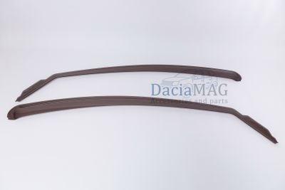 Duster II (2018-2021) - Deflectores delanteras del viento (Dacia Original)