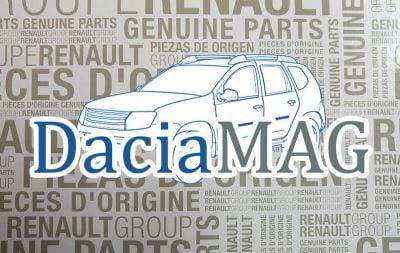 Dacia - Front Shock absorbers (Renault Original)