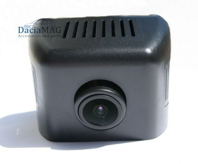 Duster II (2018-2021) - Video recorder for rearview mirror without rain and brightness sensor (Dashcam)