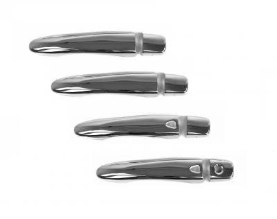 Renault Kadjar - Chrome door handle covers set