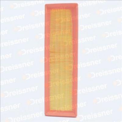 Air filter DACIA SANDERO II K7M812 (DREISSNER A1151DREIS)