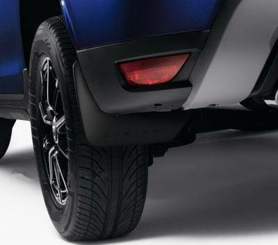 Duster II (2018-2021) - Mudguards set Front and Rear (Dacia Original)