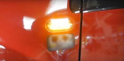 Duster / Lodgy / Dokker - LED side marker lights