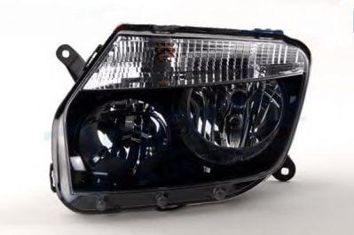 Duster 4x4 (2013-2017) - Phare fumés gauche (Dacia Original)