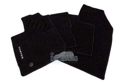 Duster II (2018-2021) - Textile floor mats Confort (Dacia Original)