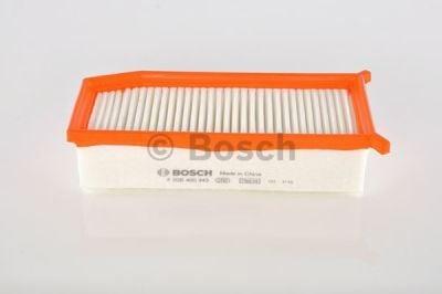 Air filter DACIA DOKKER / DUSTER I / DUSTER II / LODGY / SANDERO II (BOSCH F026400343)