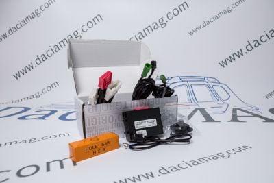Duster II (2018-2021) - Front view camera (Dacia Original)