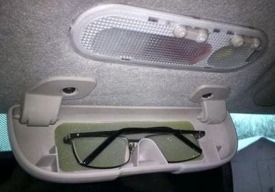 Dacia - Support pour lunettes (Dacia Original)