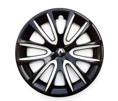 "Renault - Hubcaps Nadi 16"" - set of 4 pieces (Renault Original)"