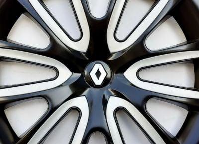 """Renault - Tapacubos Nadi 16"""" -conjunto de 4 piezas (Renault Original)"""