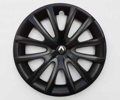 """Renault - Tapacubos Nadi gris 16"""" -conjunto de 4 piezas (Renault Original)"""