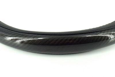 Dacia - Couvercle volant aspect fibre de carbone