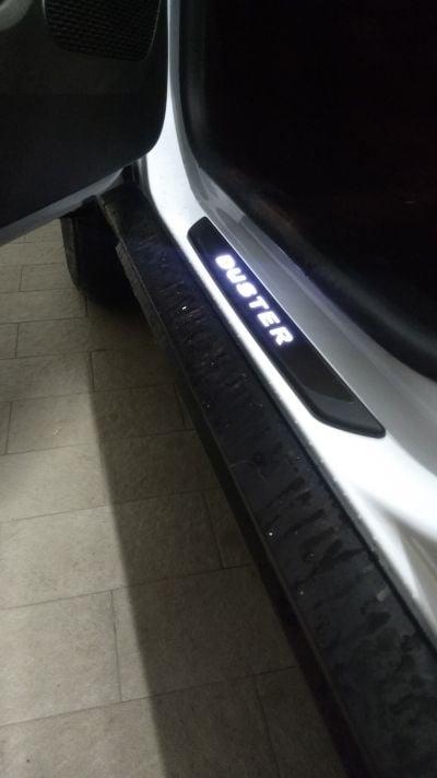 Duster II (2018-2021) - Illuminated door sills (Dacia Original)
