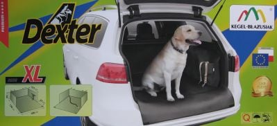 Boot cover for dog transport