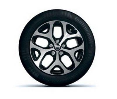 "Duster II (2018-2021) - Wheel Rim 17"" Steppe (Dacia Original)"