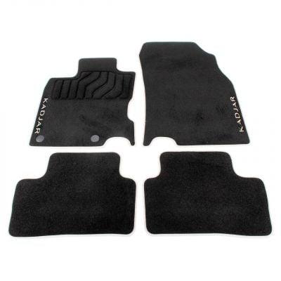 Renault Kadjar - Textile floor mats Premium (Renault Original)