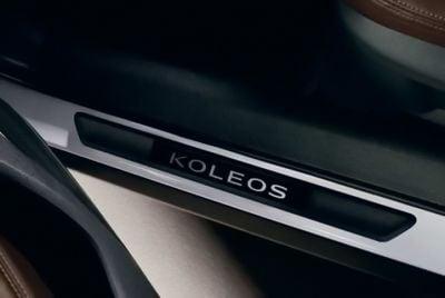 Renault Koleos II - Door sills- front and rear (Renault Original)