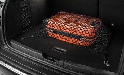Renault Kadjar / Koleos / Megane / Talisman - Filet de rangement coffre- horizontal (Renault Original)