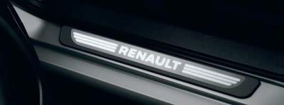 Renault Koleos II - Seuils de porte éclairés- avant et arrière (Renault Original)