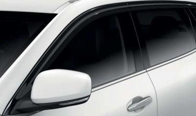 Renault Koleos II - Deflectores delanteras del viento (Renault Original)