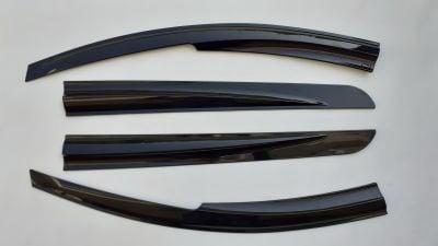 Lodgy - Deflectores del viento conjunto delantero y trasero