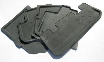 Lodgy (7 sièges) - Tapis de sol caoutchouc (Dacia Original)