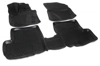 Dokker - Rubber floor mats with high edges