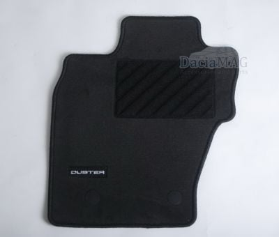 Duster 4x4 (2010-2017) - Textile floor mats Madrigal (Dacia Original)