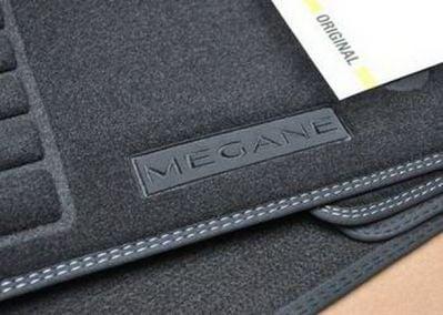 Renault Megane IV - Tapis textiles de sol Premium (Renault Original)