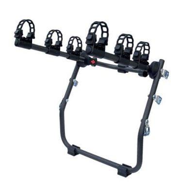 Porte-vélos Menabo Mistral pour 3 vélos de hayon / coffre