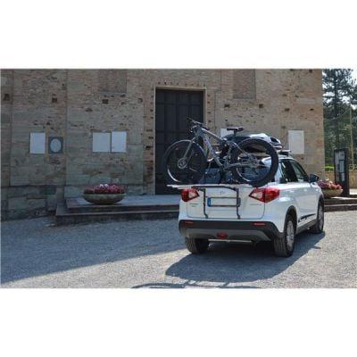 Menabo Polaris 2 bike rack for 2 tailgate bikes