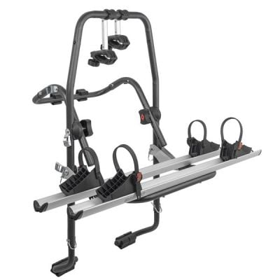 Menabo Stand Up 2 bike rack for 2 tailgate / trunk bikes
