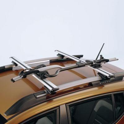 Sandero Stepway III - Barres de toit transversales (Dacia Original)