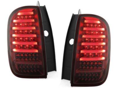 Duster (2013-2017) - Full LED Feux arrière rouge foncé