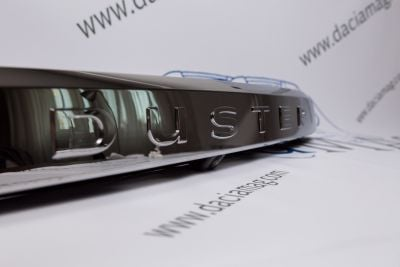 Duster II (2018-2021) - Rear view camera kit (Dacia Original)