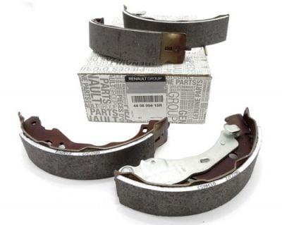 Renault Clio - Brake shoes (Renault Original)