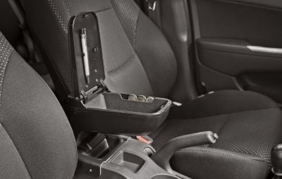 Renault Clio V - Premium Accoudoir avec poche portable