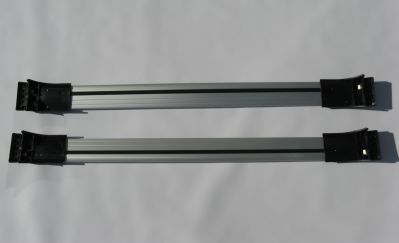 "Sandero II (2012-present) - Roof rack cross bars ""Elegance"""